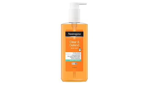 Neutrogena® Clear & Defend Facial Wash