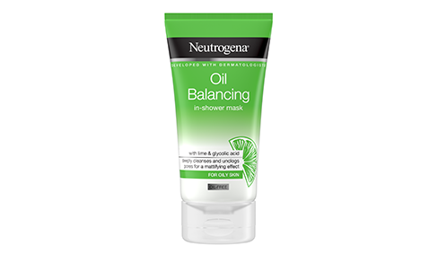 Neutrogena® Oil Balancing Facial in Shower Mask