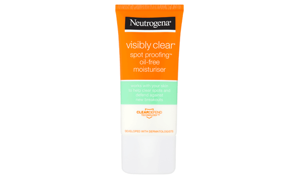 Visibly Clear Spot Proofing Oil Free Moisturiser