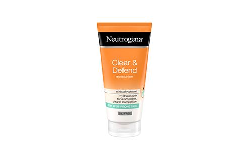 Neutrogena® Clear & Defend Oil Free Moisturiser