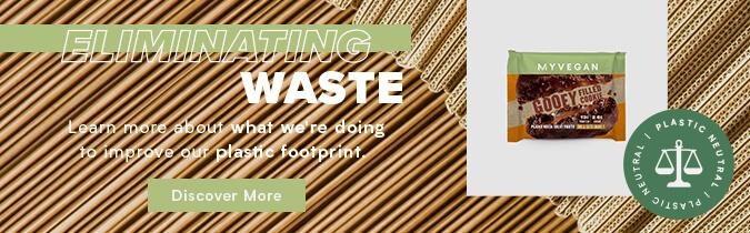 Eliminating Waste | MYVEGAN