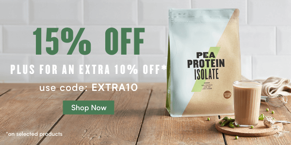 15% Off Plus Extra 10%