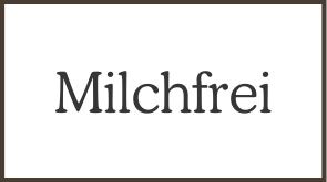 Milchfrei