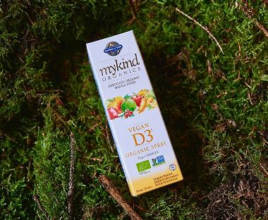 myKind Organic Vitamin Sprays. Our range of mykind Organics vitamins are 100% organic, non-GMO, and certified vegan.