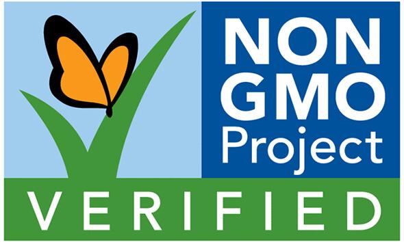 Certificat sans OGM de Non GMO Project