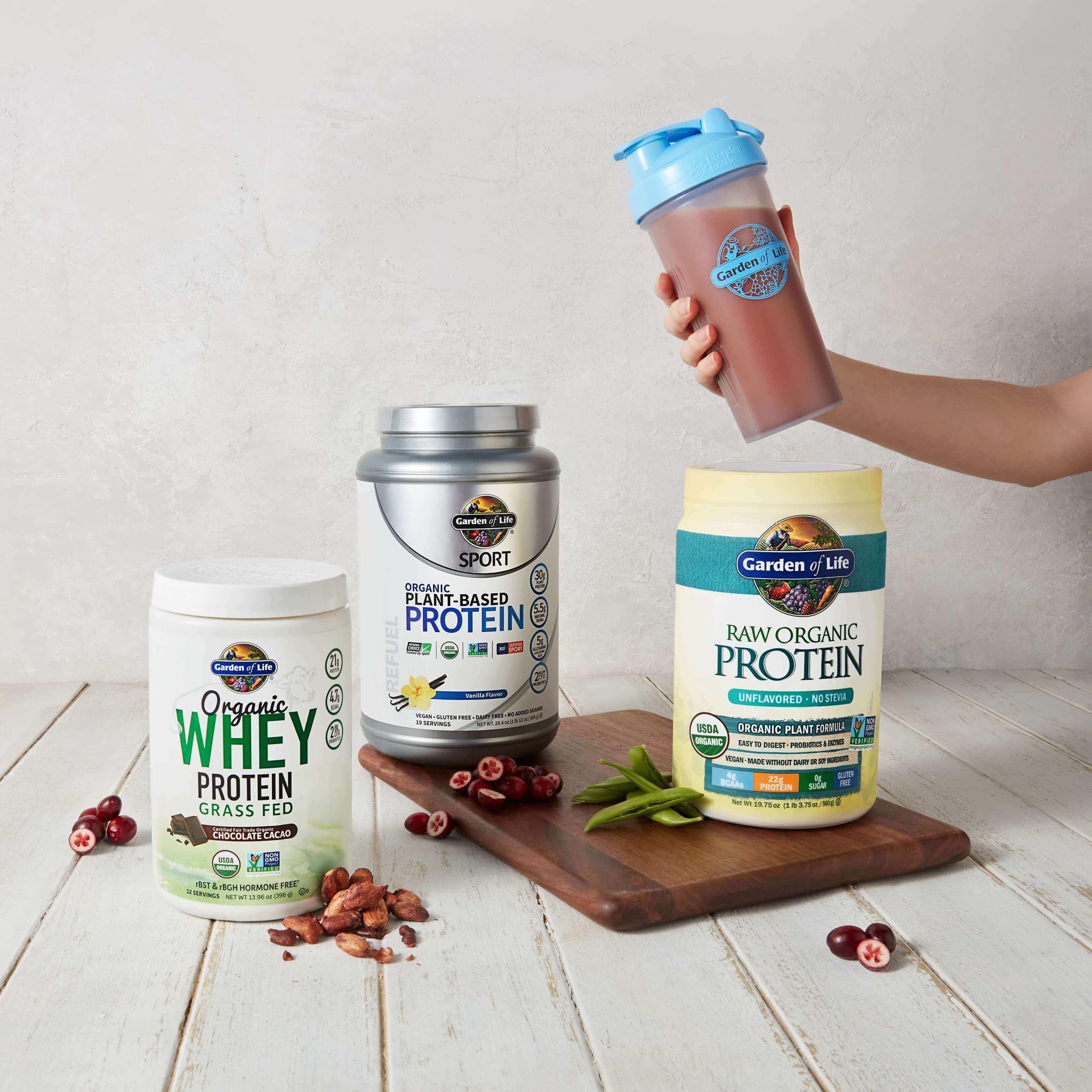 Proteine pure ricche di aminoacidi essenziali, perfette per mantenere la tua massa muscolare e uno stile di vita sano.