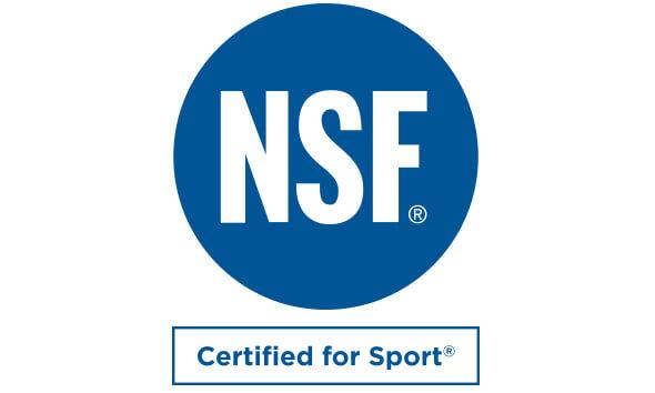 NSFスポーツ認証