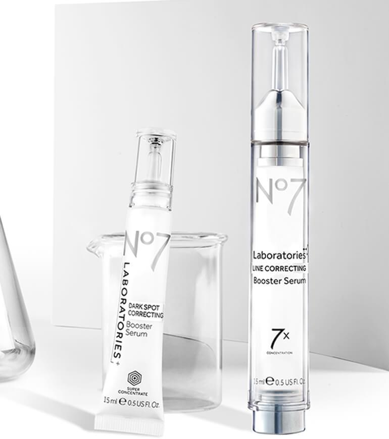 Laboratories skincare. List of all skincare bestsellers