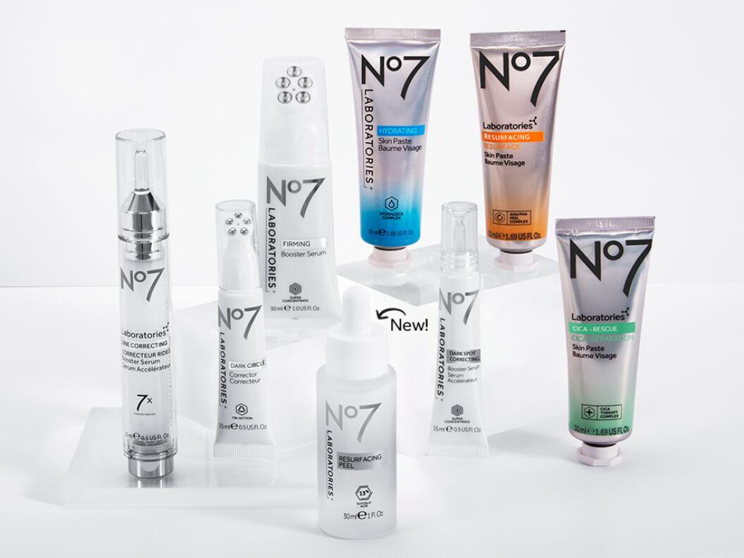 No7 Laboratories