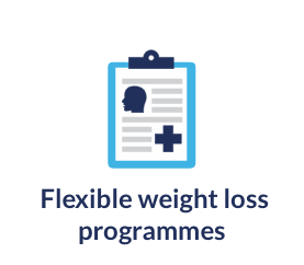 Optifast flexible weight loss programmes