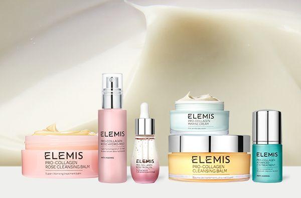Nieuwe Elemis huidverzorgings-sets, voor een gezonde en stralende huid!
