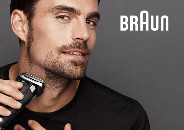 Save up to 50% on selected Braun Electric Shavers - November