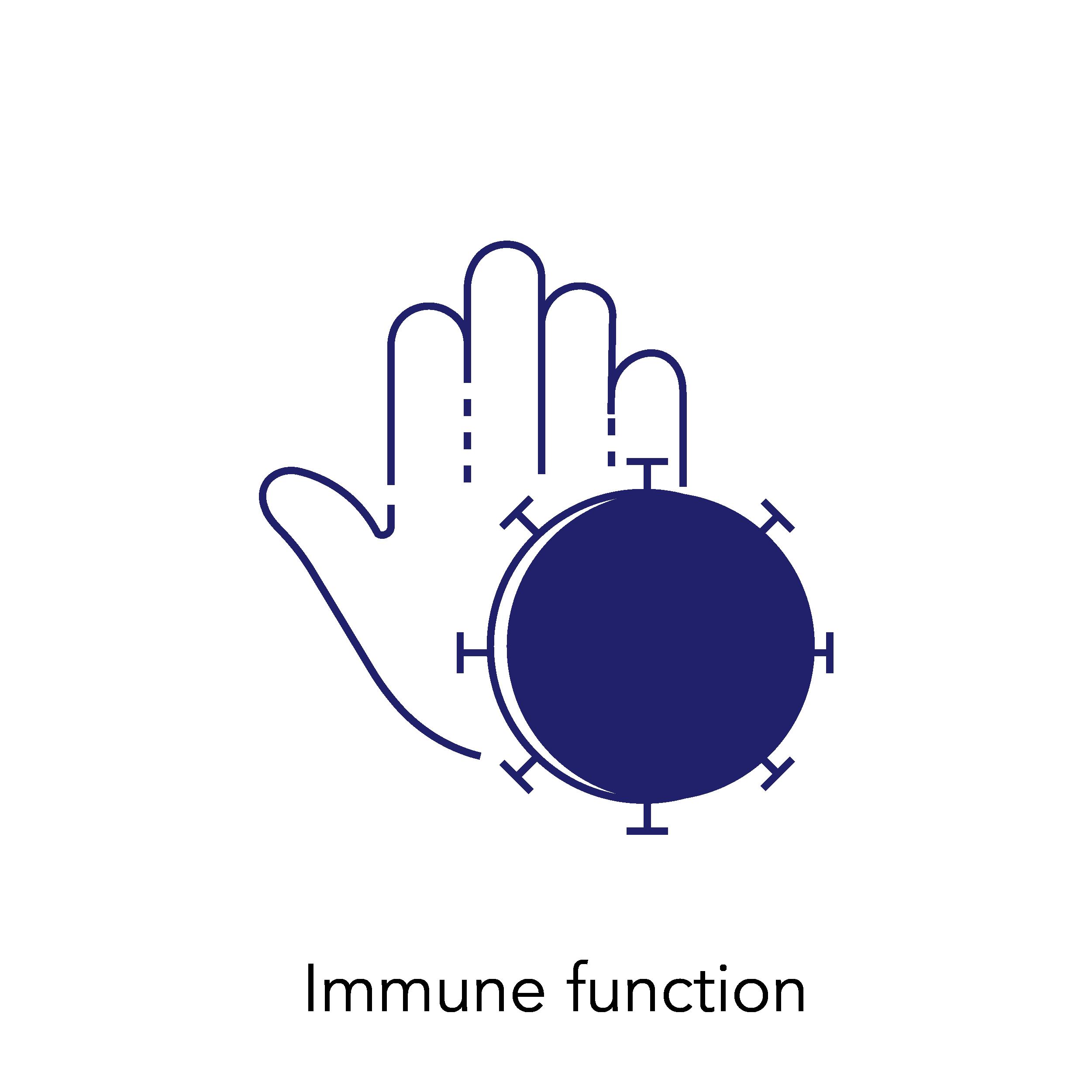 Immune function icon