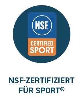NSF-ZERTIFIZRT FUT SPORT