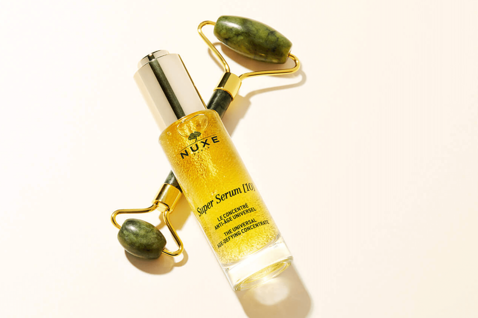RECEIVE JADE ROLLER WITH YOUR NEW SUPER SERUM [10] PURCHASE