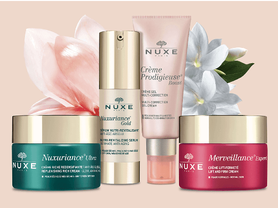 Anti-aging. Expert skincare concentrated in botanical active ingredients to prolong skin's youthfulness and reduce signs of aging.