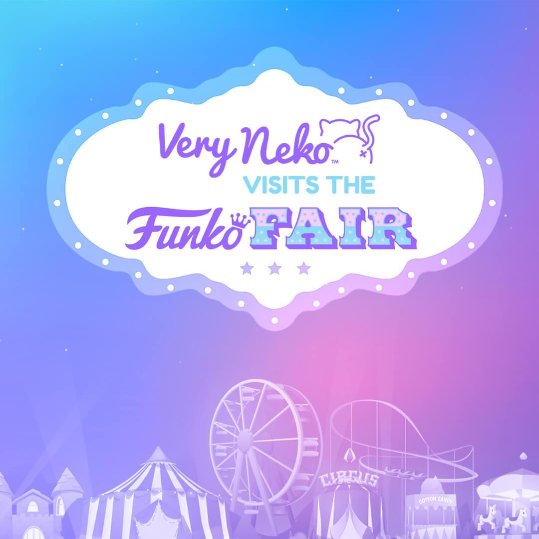 VeryNeko Funko Fair Banner