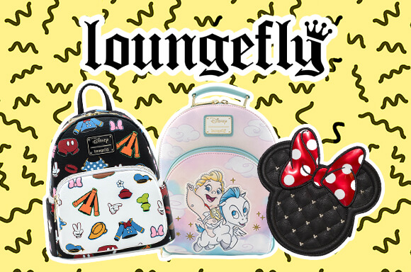 View our Loungefly range here