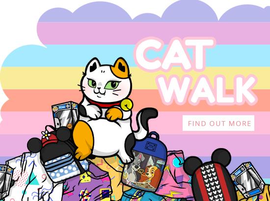 VeryNeko Catwalk Club Banner
