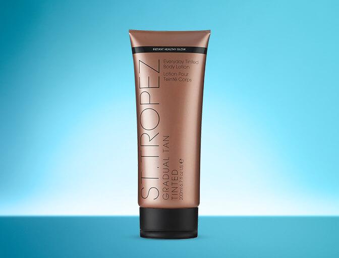 St.Tropez Gradual Tan Tinted Body Moisturizer product