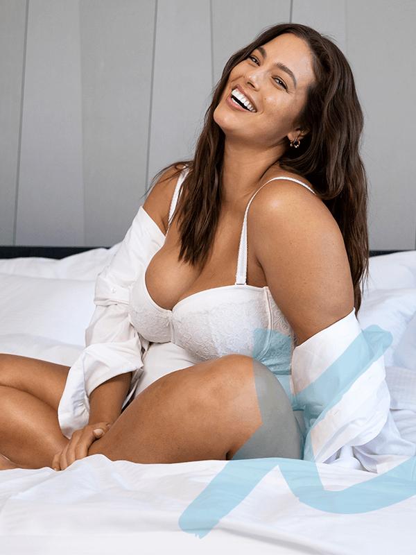 Ashley Graham St.Tropez Brand Ambassador