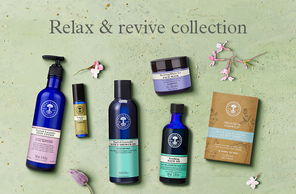 Relax and Revive Collection