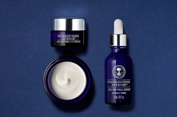 Frankincense Intense™ Age-Defying Collection. Visibly smooths & plumps
