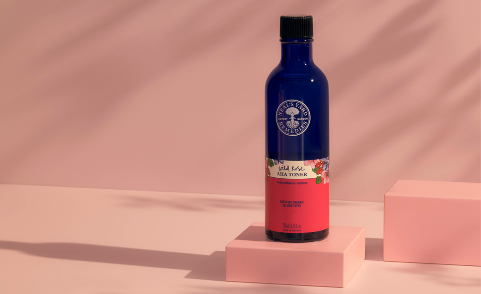 Why we love our Wild Rose AHA Toner