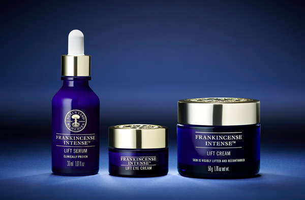 Frankincense Intense™ Lift Collection. Visibly lifts & recontours