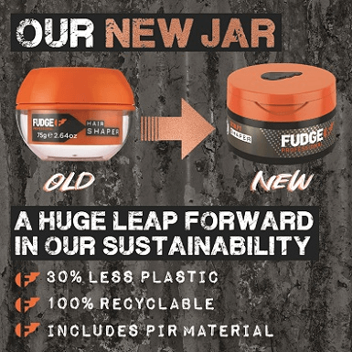 Sustainable new jar