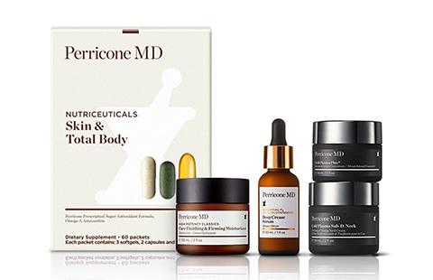 Eine kuratierte Kollektion unserer Kultklassiker und Hautpflegeprodukte, die von Perriconistas unterstützt wird.