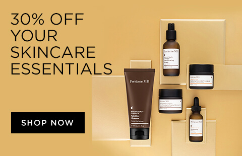 30% off our skincare essentials