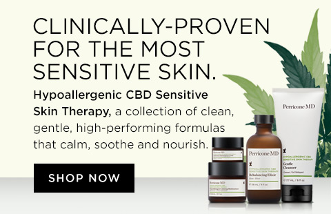 Clinically-proven for the most sensitive skin.