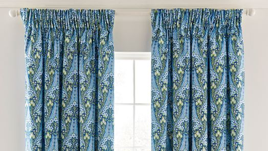 Curtains & Curtain Rails