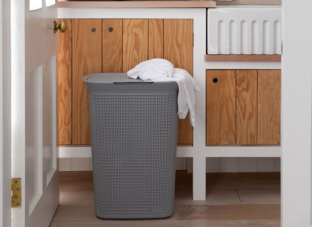 Keep it clean - Laundry basket