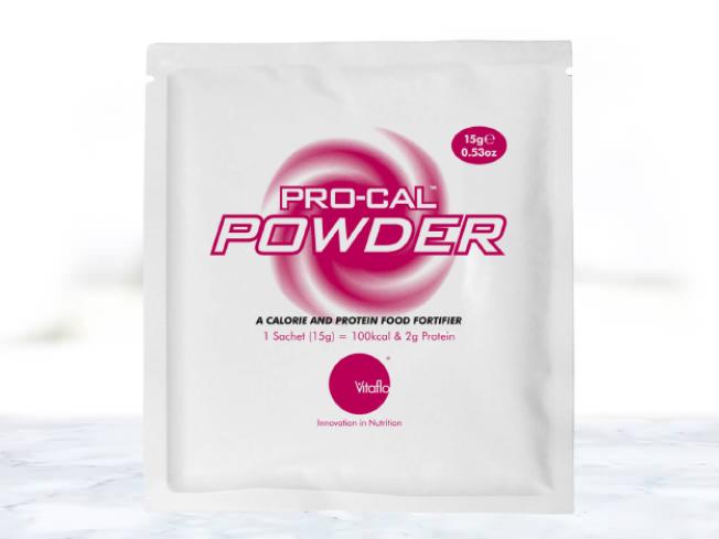 Vitaflow pro-cal powder sachet