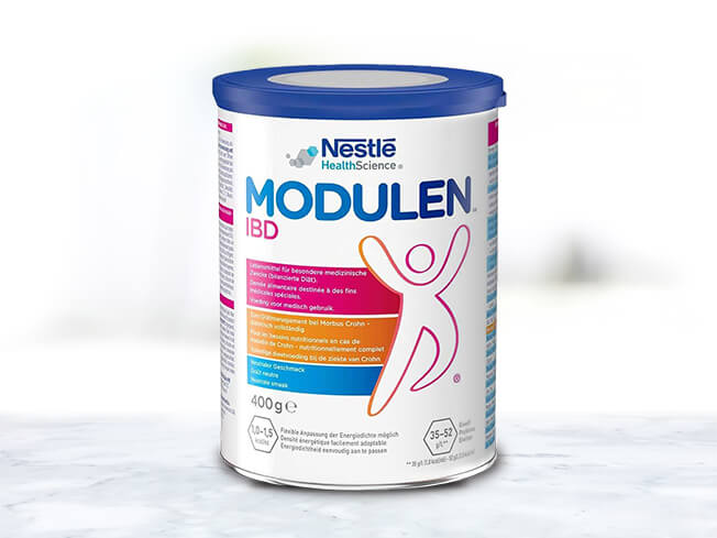 Modulen IBD powder tin