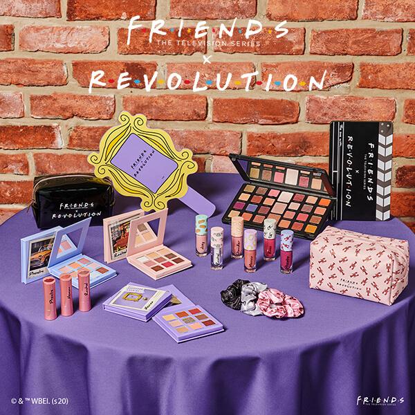Revolution X Friends Collection