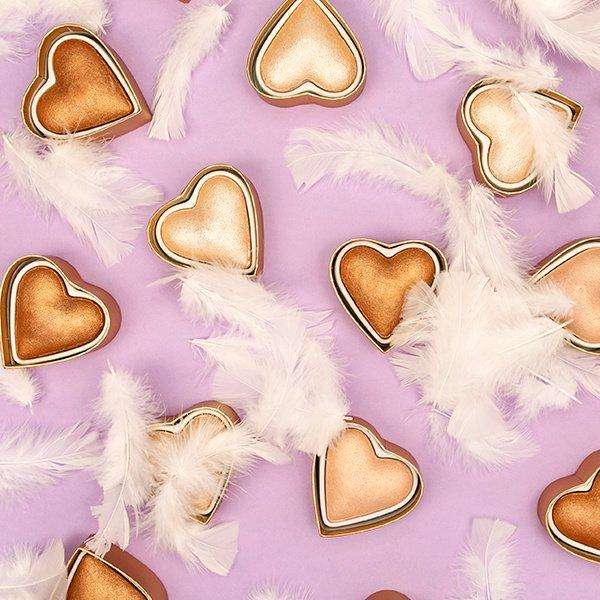 I Heart Revolution hearts