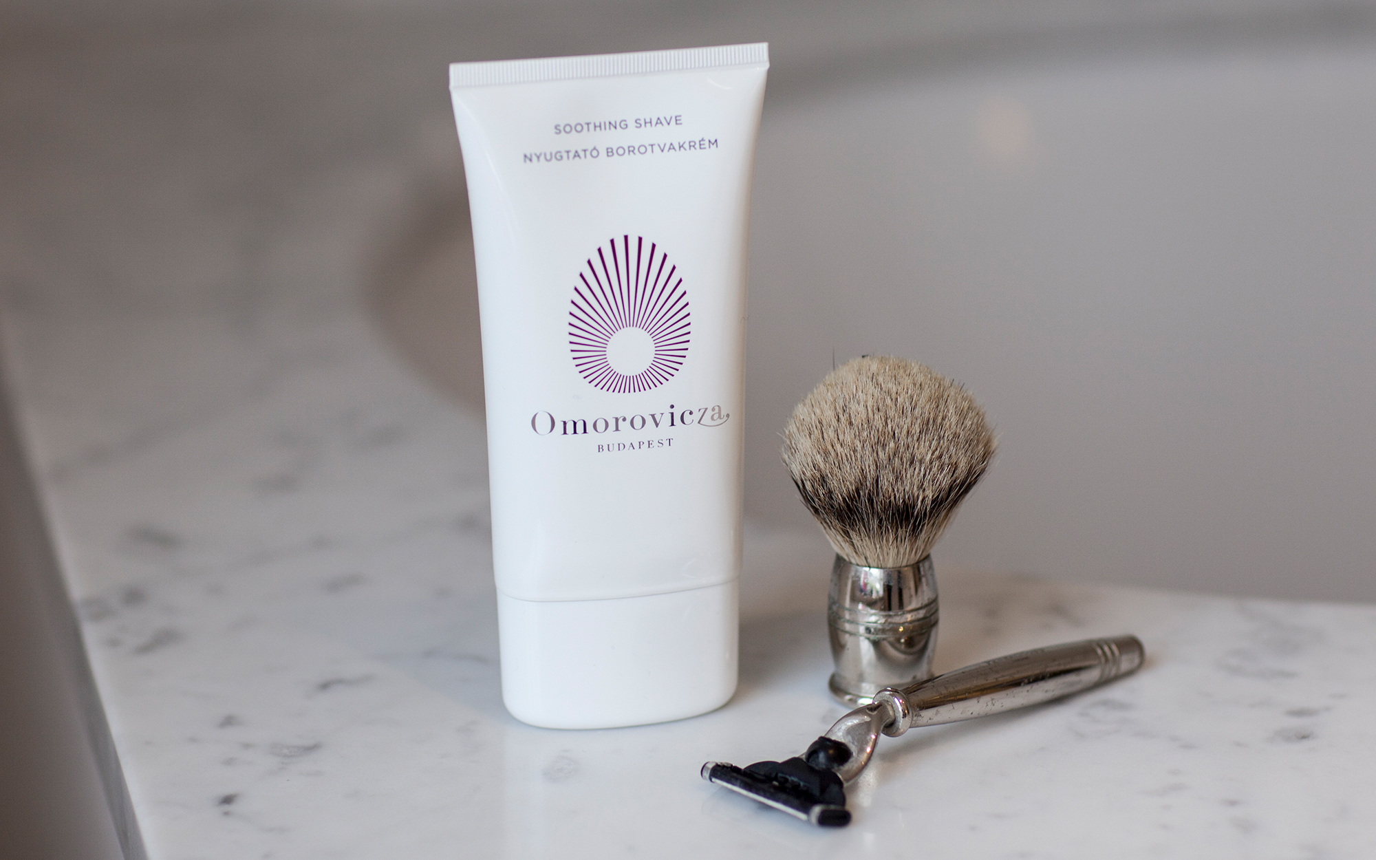 Soothing Shave