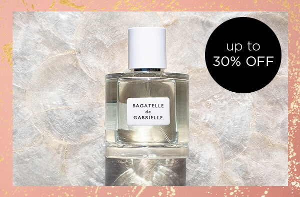 Bagatelle de Gabrielle up to 30% off