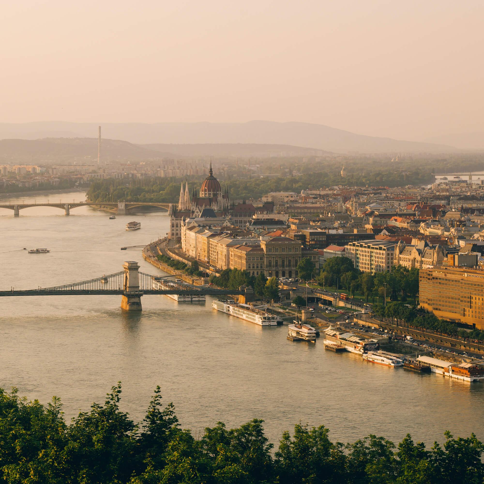 Image of Budapest