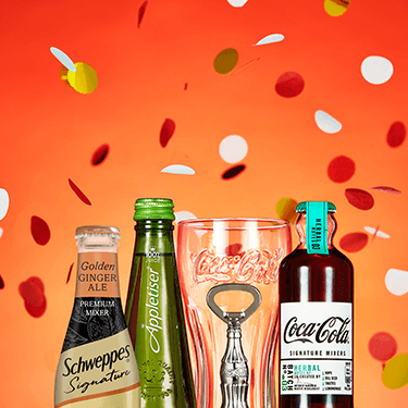 Work from home drinks bundle from Your Coca-Cola