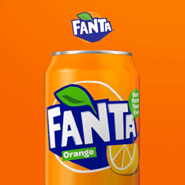 Can of Fanta