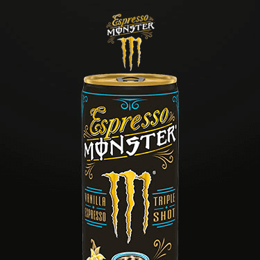 Can of Espresso Monster