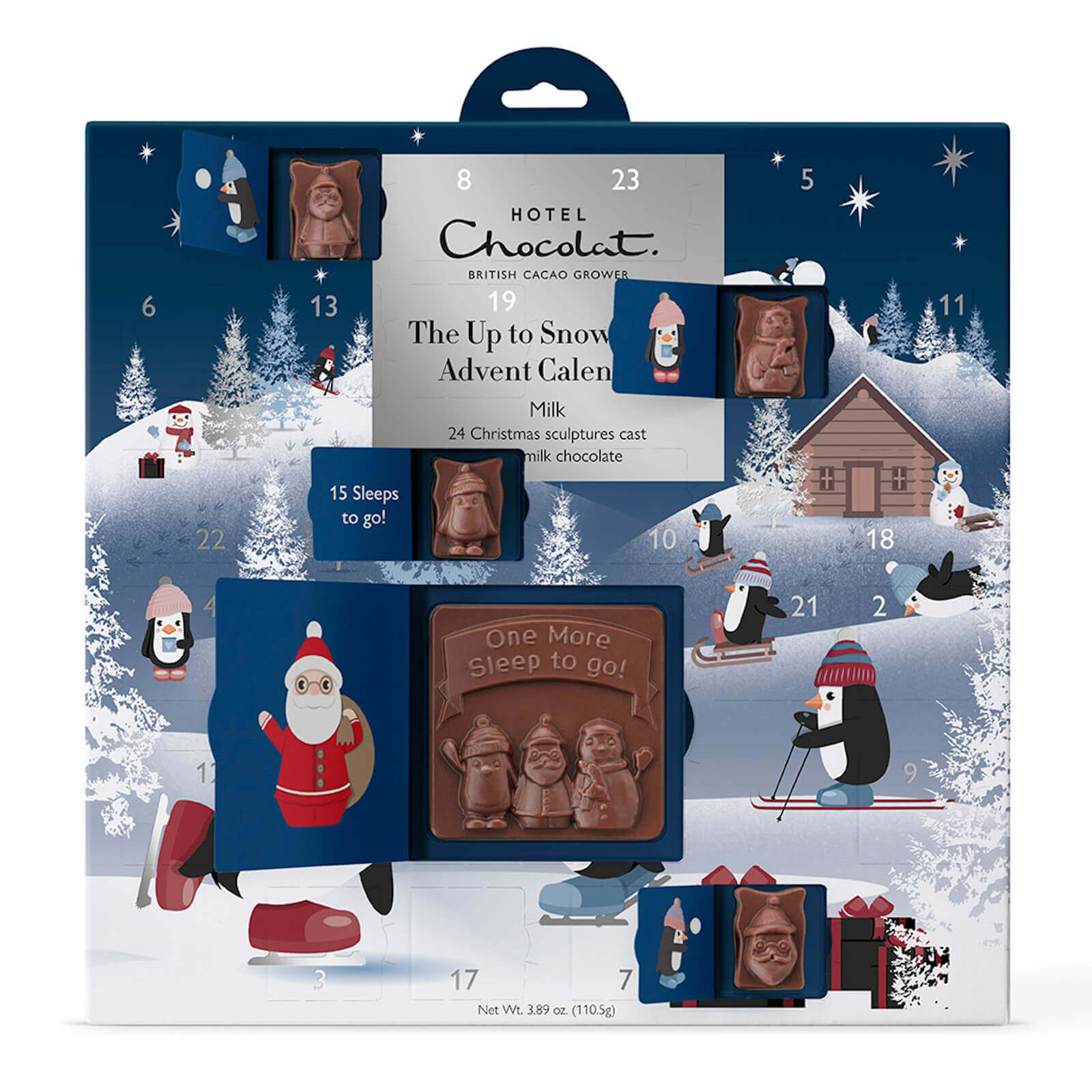 Advent Calendar - Kids - Up to Snow Good