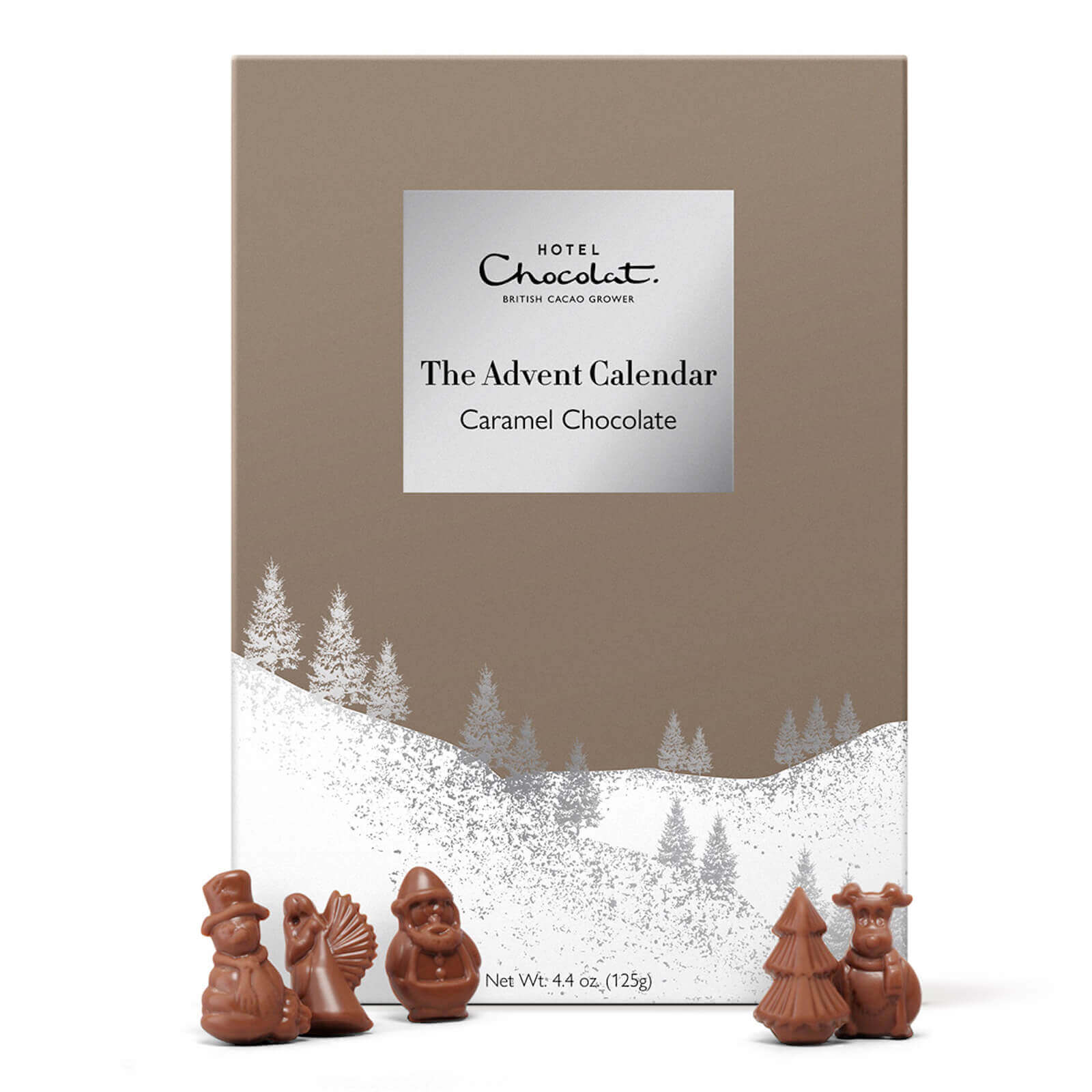Advent Calendar - Caramel Chocolate