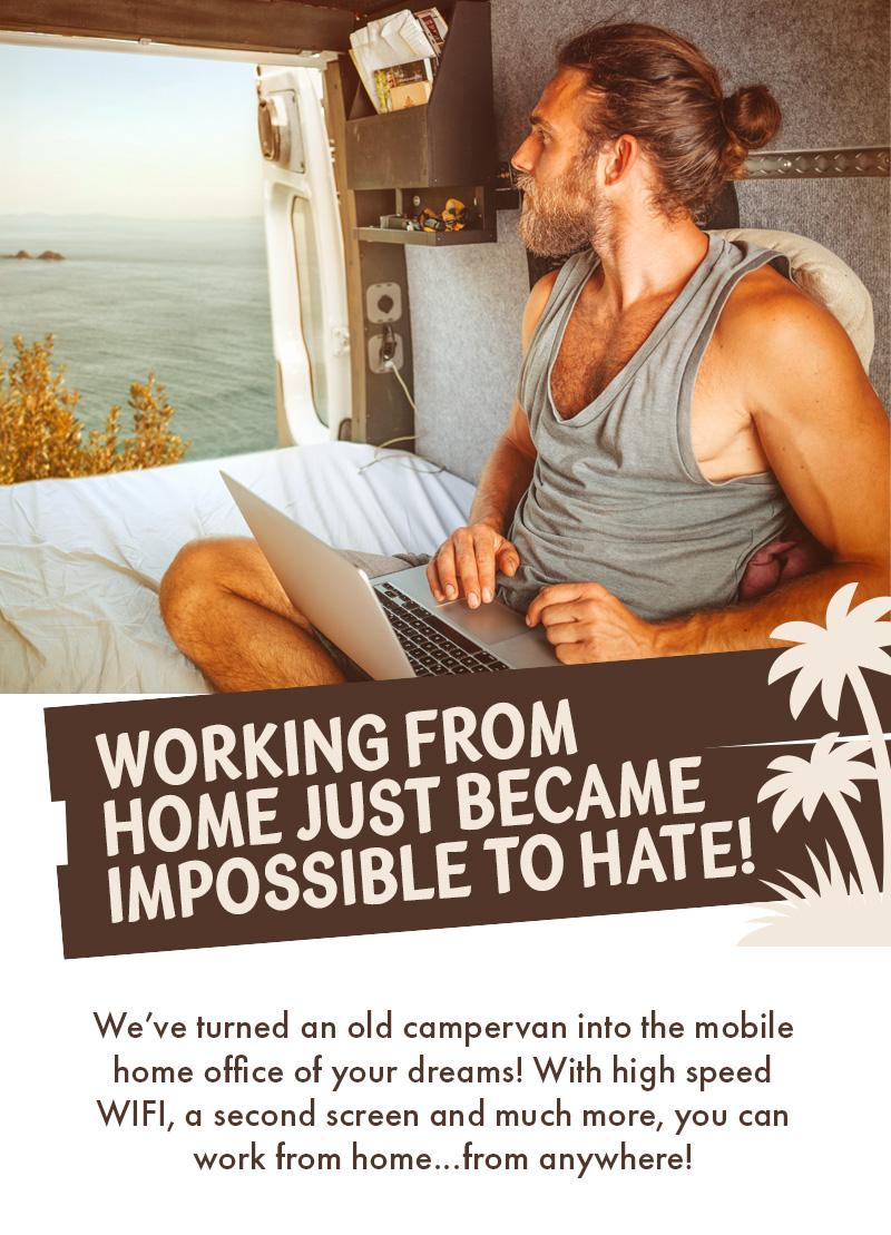 Vita Coco Competition, Win a campervan worth over £50k