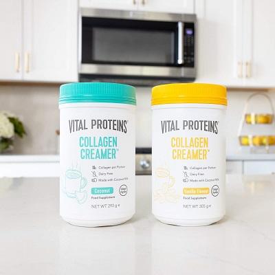 Peptides vs Collagen Creamer