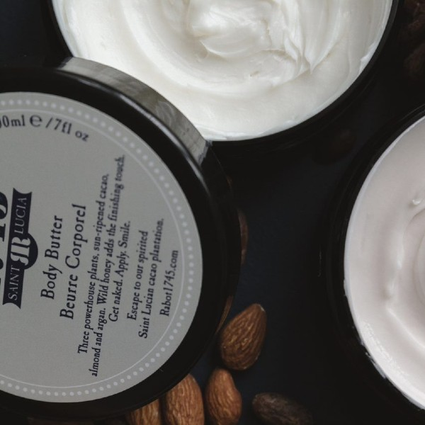 Body butters bursting with powerful botanical ingredient